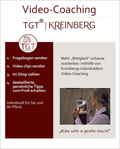 Video-Coaching TGT® | KREINBERG